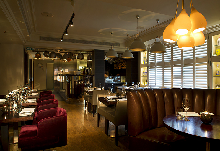 Hunter 486, The Arch London. Credit The Arch London