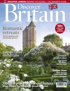 Discover Britain - April/May cover
