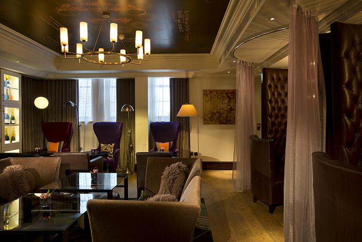 Salon de Champagne, The Arch London. Credit The Arch London