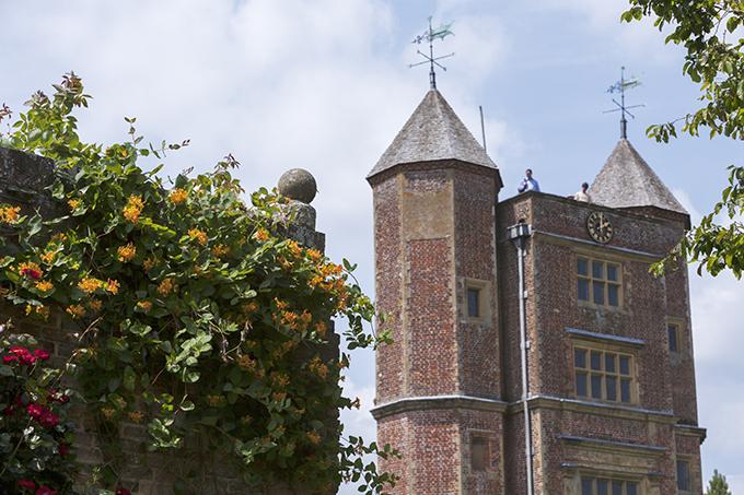 The Tower at Sissinghurst Castle, Kent. Credit: National Trust Images/Arnhel de Serra