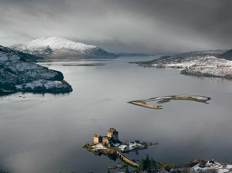 Loch Duich, Scotland