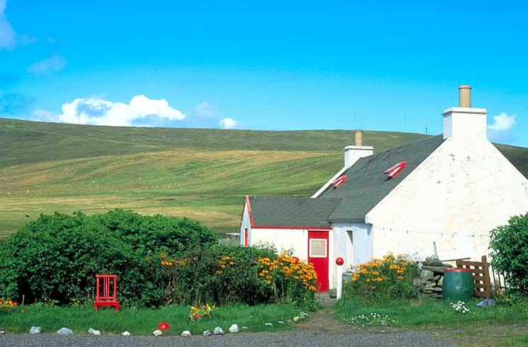 Norwick, Shetland Islands, Scotland