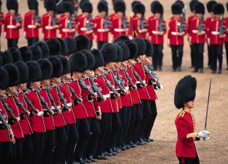 HOrse GUards Parade, Trooping the Colour, queen, london
