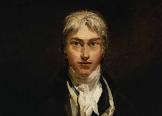 Turner, self-portrait, artist