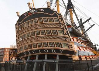 HMS Victory, Nelson, Portsmouth Historic Dockyard