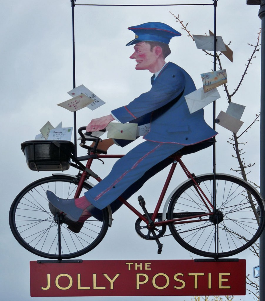 The Jolly Postie