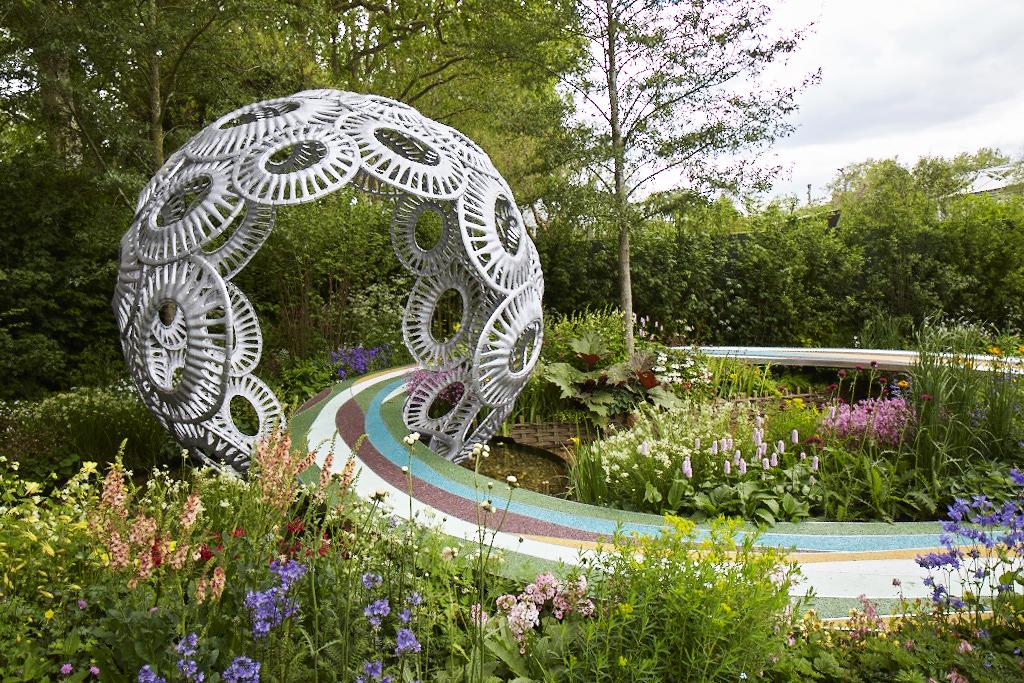 The Brewin Dolphin Garden at RHS Chelsea Flower Show 2016
