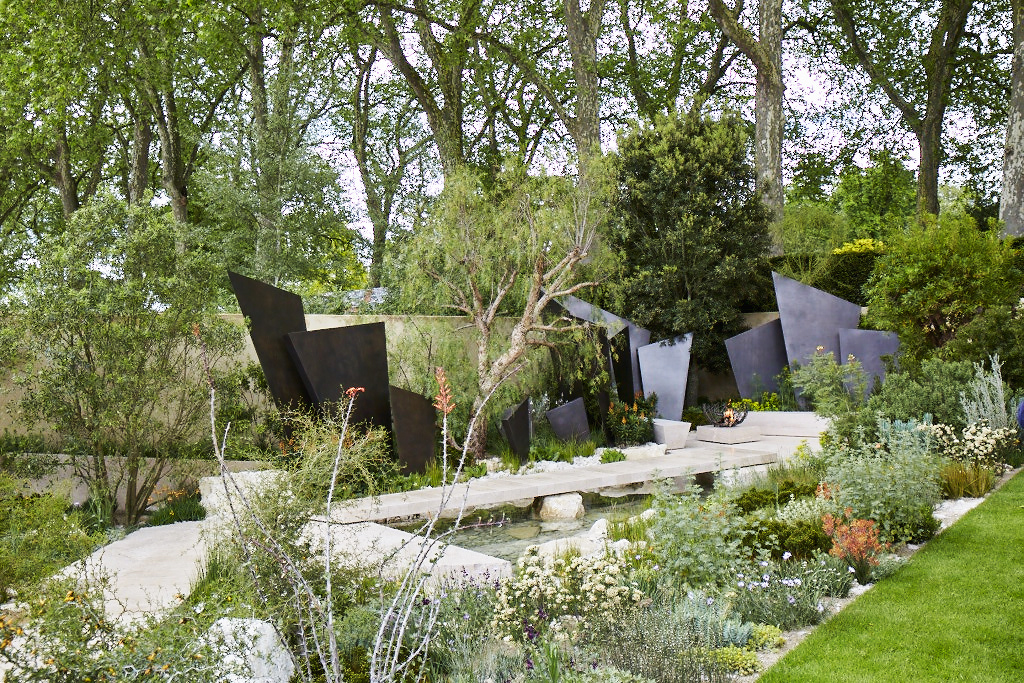 Telegraph Garden at Chelsea Flower Show 2016