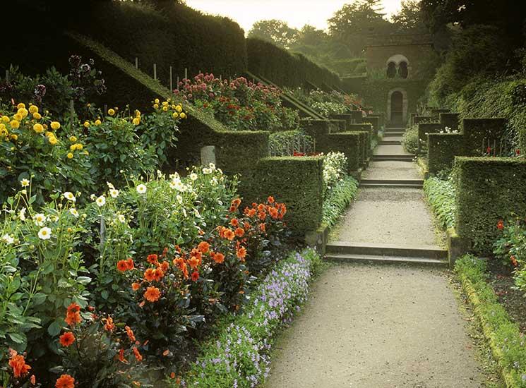 Biddulph, national Trust. gardens