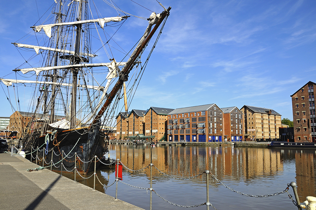 Promotion Shopping Outlet Heaven In Gloucester S Picturesque Historic Docks Discover Britain