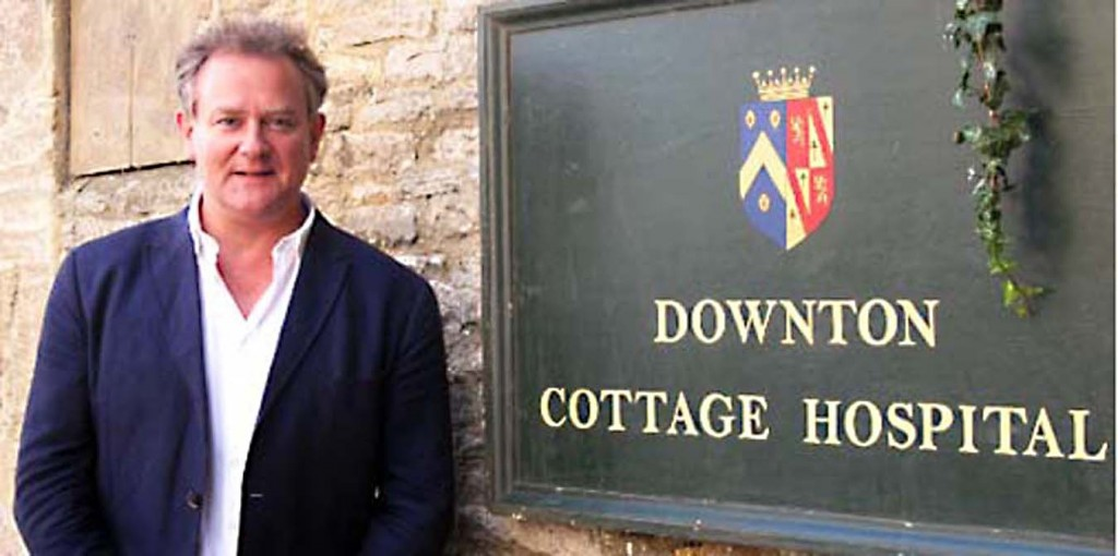 Hugh Bonneville Fund Raising to Restore Bampton Archive and Library