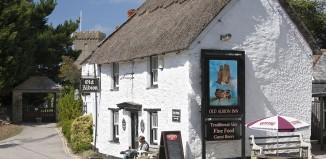 Thatched pub