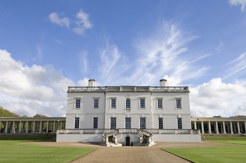 The Queen's House in Greenwich reopens later this year. Credit: National Maritime Museum