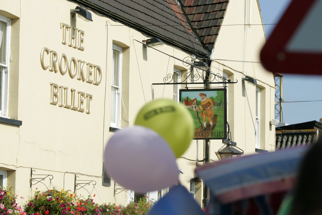 Exterior of The Crooked Billet pub, Leigh-on-Sea, Essex. Credit: VisitBritain/Southend-on-Sea BorCouncil