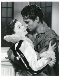 Vivien Leigh and Laurence Olivier in Fire Over England, 1936 © Victoria and Albert Museum, London