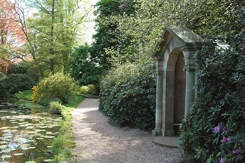 Temple Wood at Weston Park
