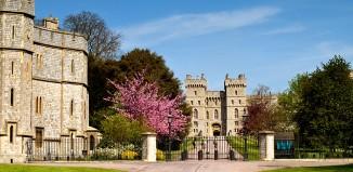 Windsor Castle. Credit: Shutterstock