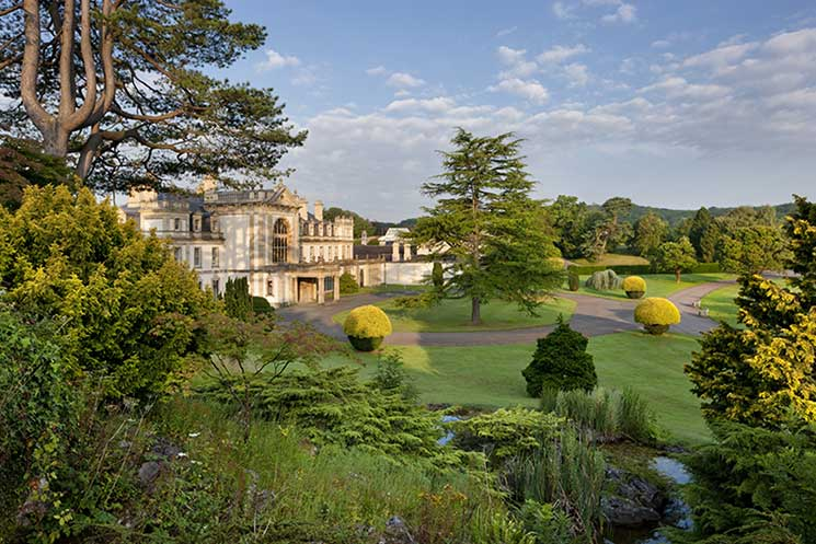 Dyffryn House, national trust, gardens