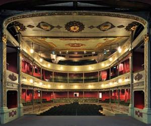 Bristol Old Vic - auditorium 1 – Credit Philip Vile