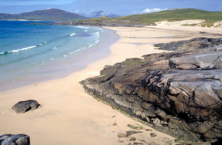 Isle of Harris, Horgabost, Western Isles, Scotland
