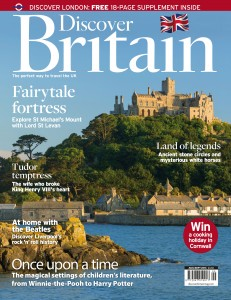 Discover Britain August/September 2016