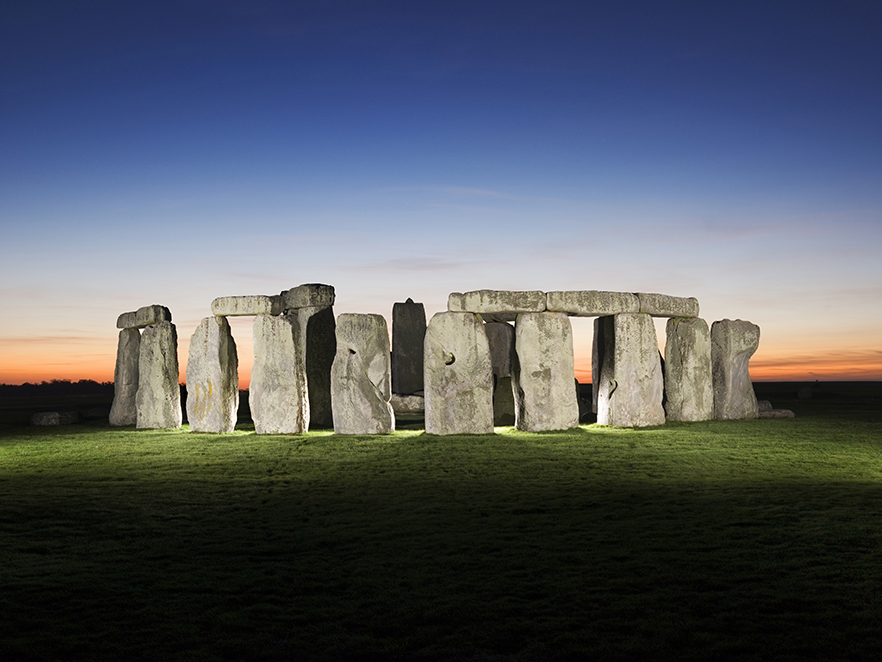 Stonehenge. Credit: English Heritage