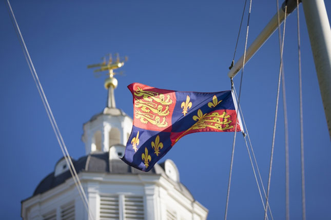 Mary Rose maryrose stanard flag tudor tudorflag henry vii henryvii king ship navy naval