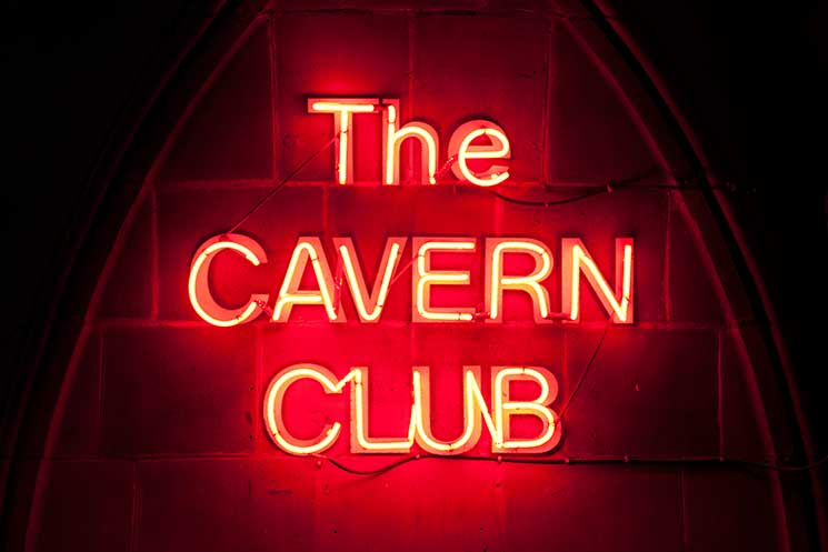 The Cavern Club on Mathew Street, Liverpool, the birthplace of the Beatles Credit: VisitBritain/ Rod Edwards