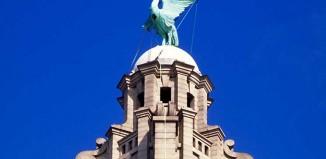 Liverpool, Royal Liver Building, LIver birds