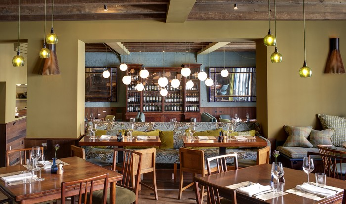 The Grill at the George, Rye