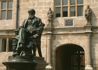 Darwin, Shrewsbury