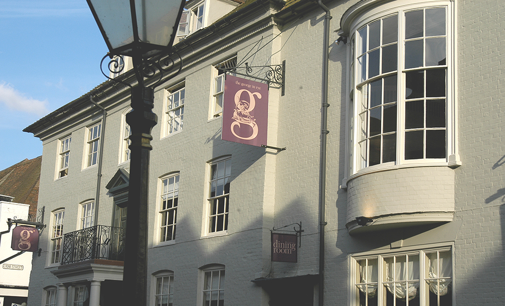 The George, Rye