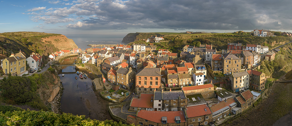 Staithes,Yorkshire