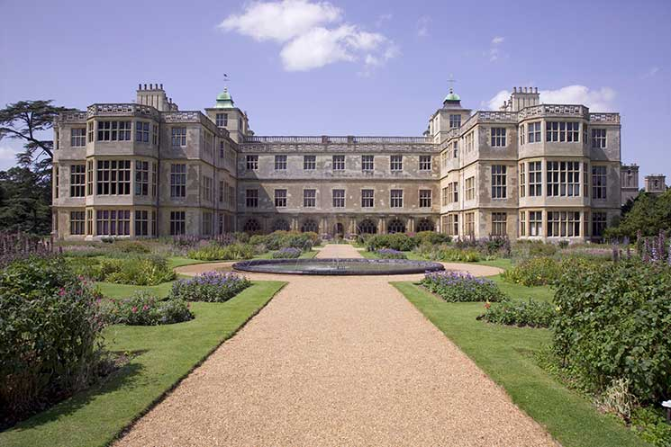 Audley end, stately homes