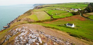 Church Of The Holy Cross, Mwnt, Wales