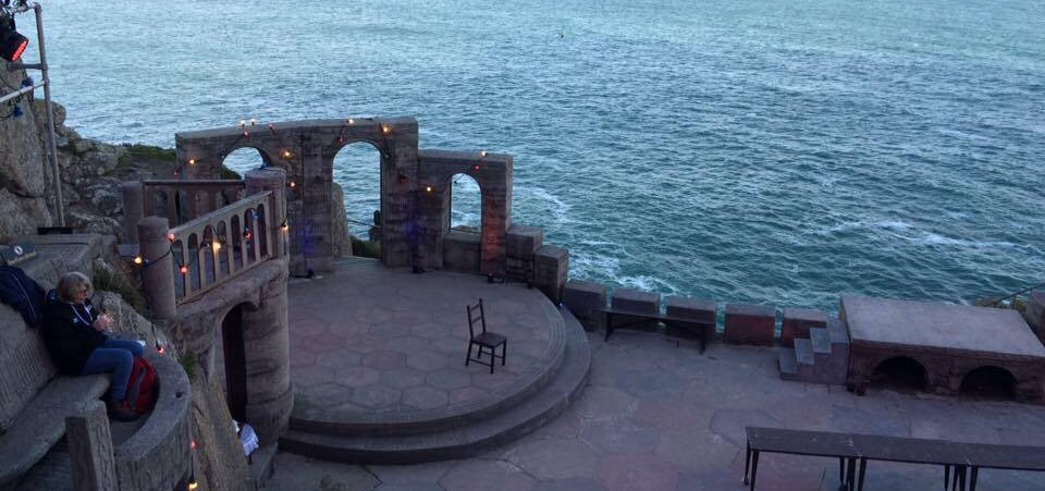 The Minack Theatre