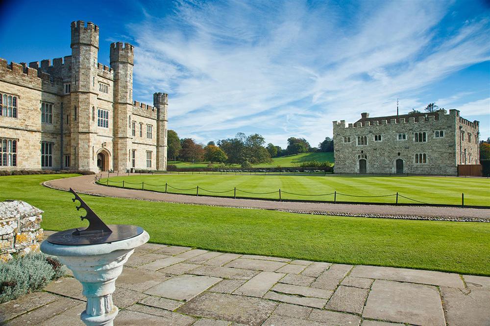 Leeds castle entrance fee