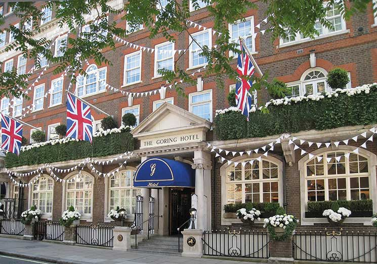 The Goring, Richard Booth