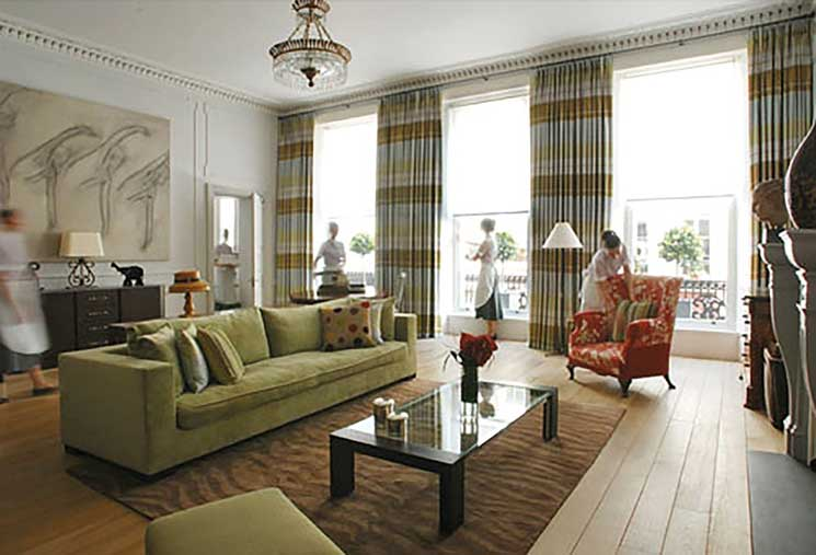 The Kipling Suite, Browns Hotel