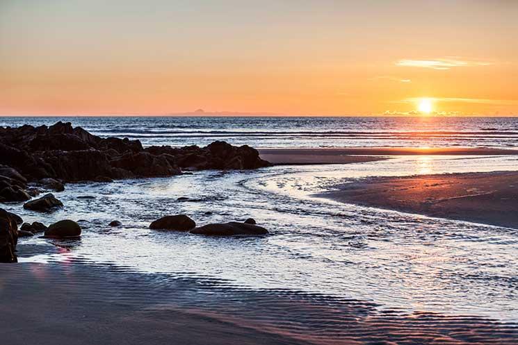 Saligo Bay, Scotland