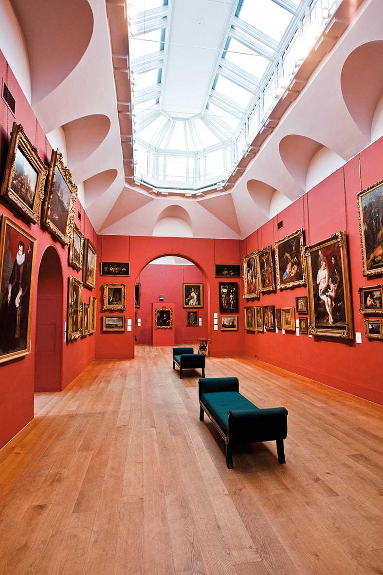 Dulwich Picture Gallery. Credit: Stuart Leech