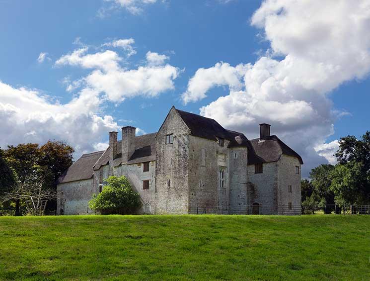 Woodsford Castle