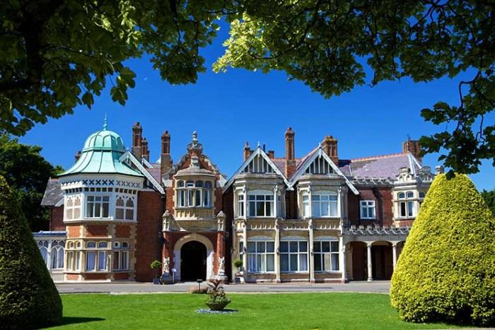 Bletchley Park, Buckinghamshire