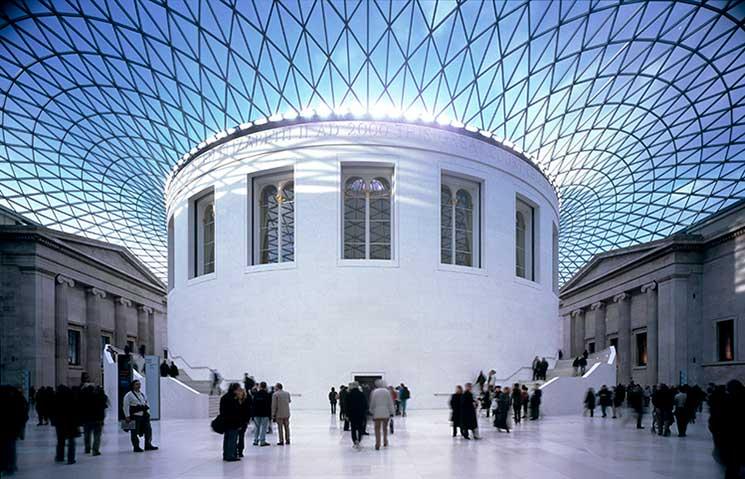 british museum, new issue Discover Britain