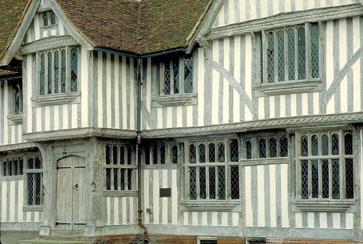 Lavenham, new issue Discover Britain
