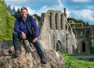 Alan Titchmarsh, Fountains Abbey