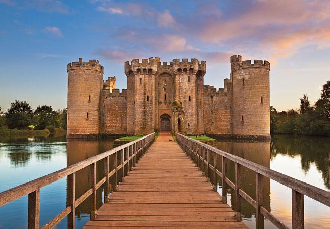 Bodiam Castle, East Sussex – Discover Britain