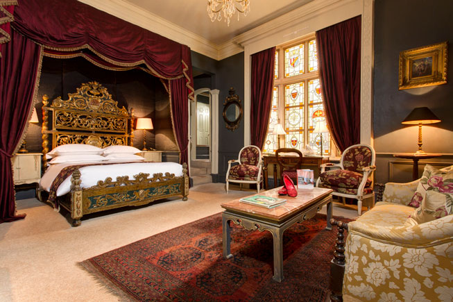 Judy Garland junior suite, The Gore, London