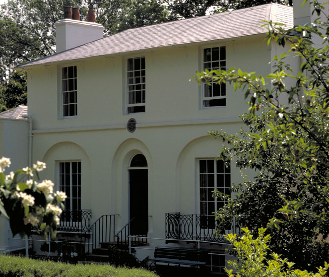 John Keats' house, Hampstead, London