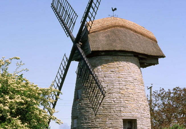Stembridge Tower Mill, Somerset